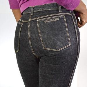 High Waist Jeans Vintage Gloria Vanderbilt Size 27